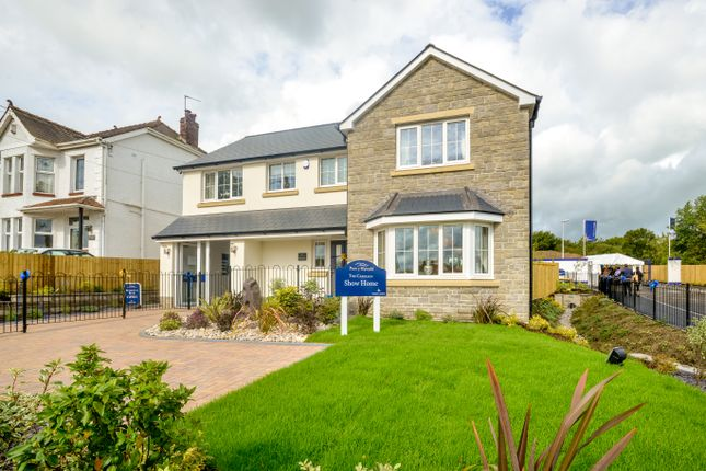 Thumbnail Detached house for sale in The Caerleon, 152 Saron Road, Carmarthen, Carmarthenshire