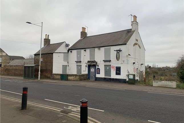 Thumbnail Pub/bar for sale in Former Cherry Tree Public House, Oundle Road, Peterborough