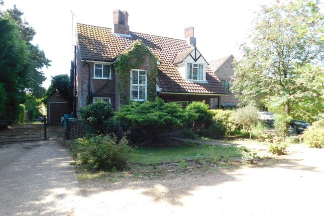 Detached house for sale in Finborough Road, Stowmarket