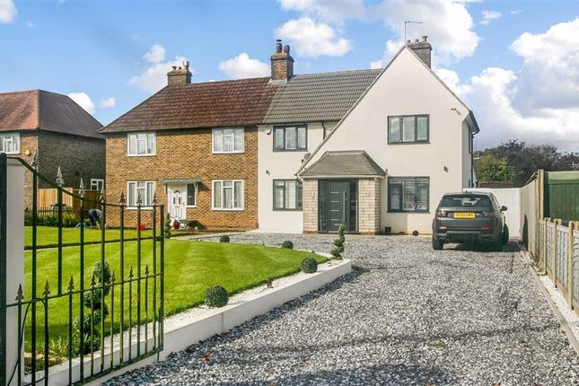 Thumbnail Semi-detached house for sale in Dorin Court, Landscape Road, Warlingham