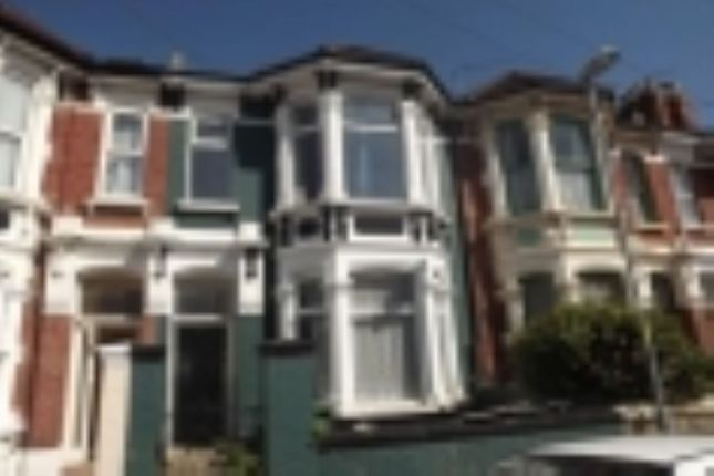 Thumbnail Terraced house to rent in Taswell Road, Southsea