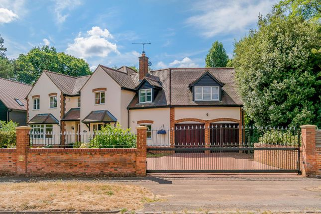 Thumbnail Detached house for sale in Clophill Road, Maulden, Bedford, Bedfordshire