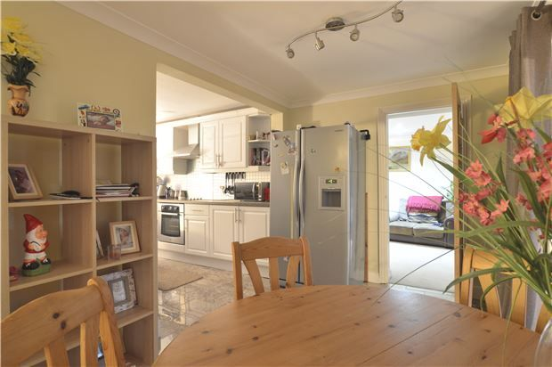 Thumbnail Semi-detached house for sale in Newtown, Tewkesbury, Gloucestershire