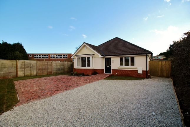 Thumbnail Bungalow for sale in Hunt Road, Christchurch