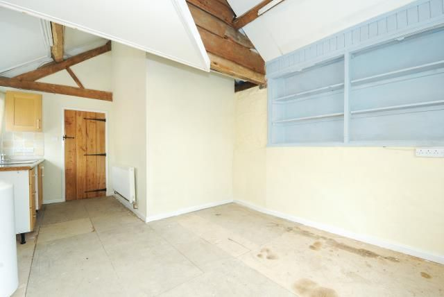 Thumbnail Detached bungalow for sale in New Radnor, Presteigne