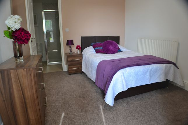 Thumbnail Shared accommodation to rent in Hollis Street, Alvaston, Derby