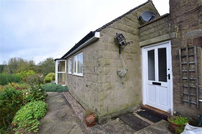 Thumbnail Semi-detached bungalow to rent in Oakerthorpe Road, Wirksworth, Derbyshire