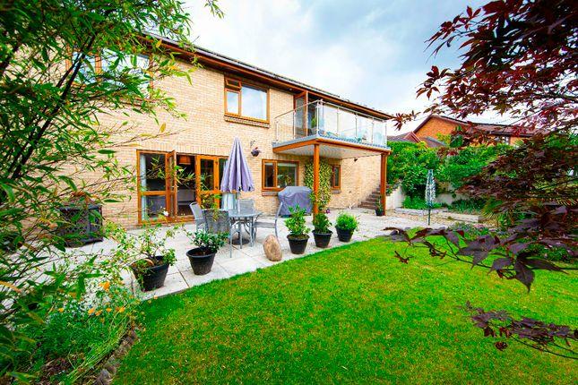 Thumbnail Detached house for sale in Taff Vale Estate, Edwardsville, Treharris, Merthyr Tydfil