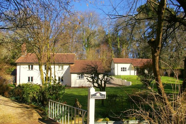 Thumbnail Property for sale in West Hill Road, West Hill, Ottery St. Mary
