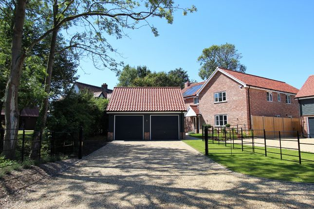 Thumbnail Detached house for sale in Henley Road, Ipswich