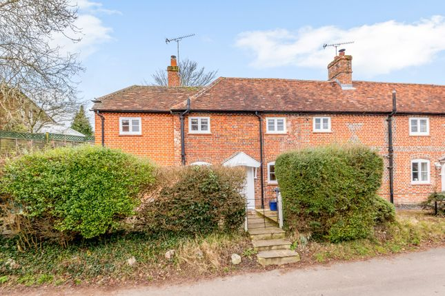 Thumbnail Semi-detached house for sale in Gaston Lane, South Warnborough, Hook