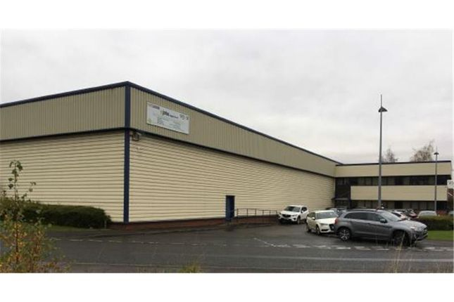 Thumbnail Warehouse to let in Unit 9A, Thunderhead Ridge, Castleford, Yorkshire