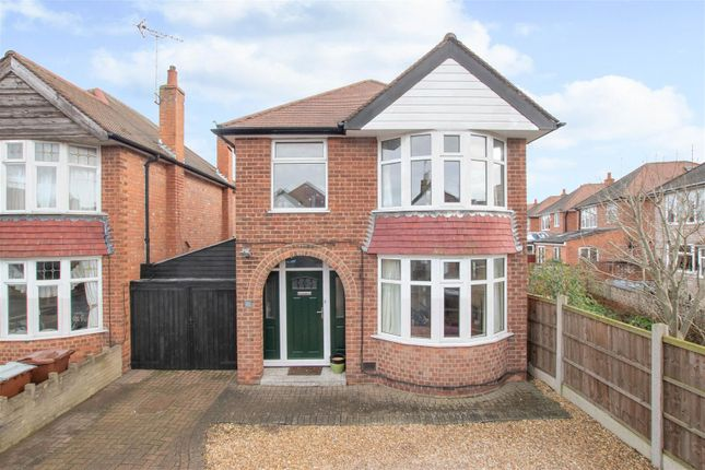 Thumbnail Detached house for sale in St. Mawes Avenue, Wilford, Nottingham