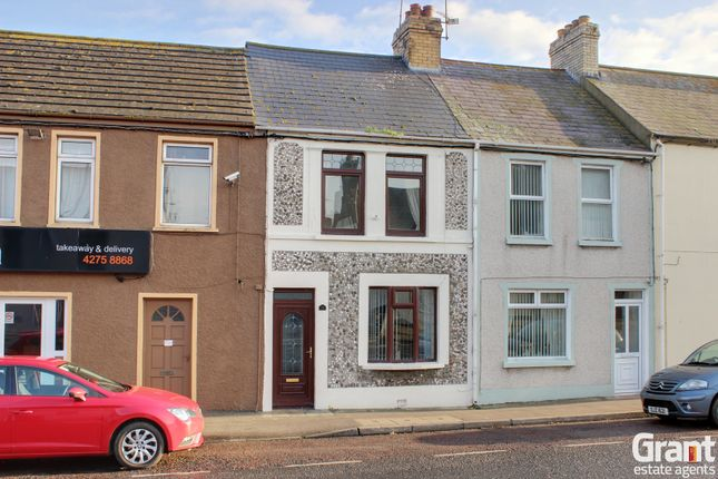 Thumbnail Terraced house for sale in Main Street, Ballywalter