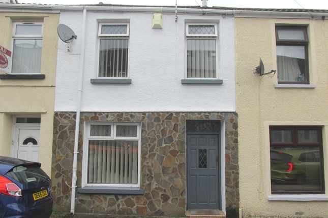 Thumbnail Terraced house for sale in Pendarren Street, Aberdare