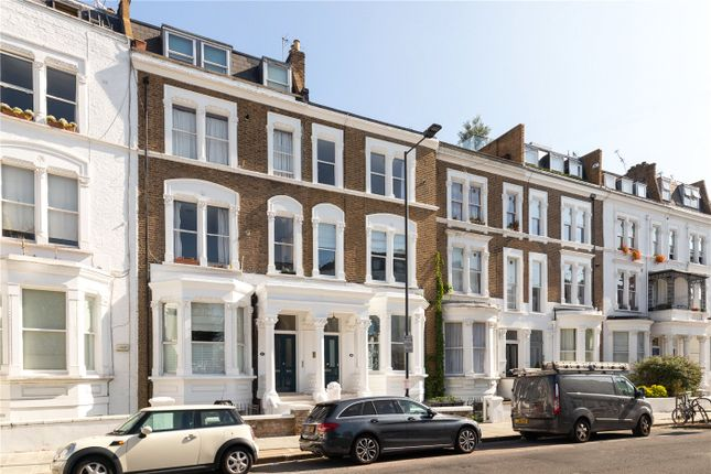 Flat in  Sinclair Road  Brook Green  London  Fulham
