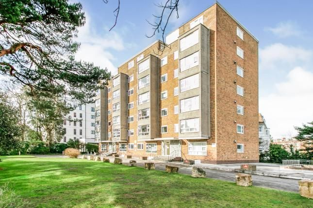 Thumbnail Flat for sale in 9 West Cliff Road, Bournemouth, Dorset