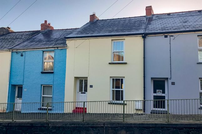 2 bed terraced house for sale in City Road, Haverfordwest SA61