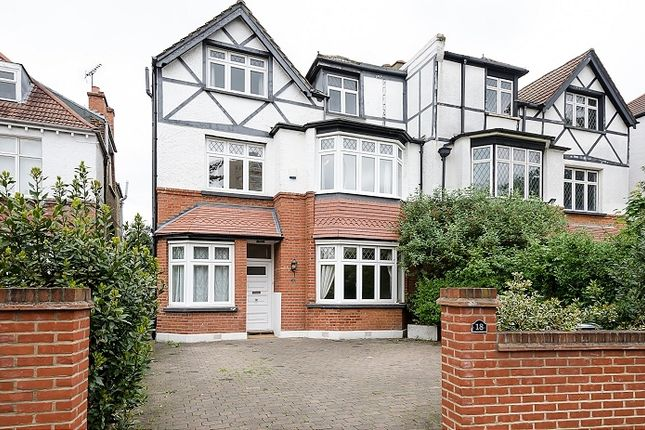 Thumbnail Semi-detached house to rent in Rodenhurst Road, London