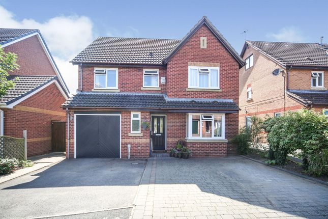 Detached house for sale in Blenheim Close, Bidford-On-Avon, Alcester