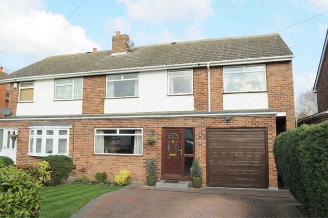 Thumbnail Semi-detached house for sale in Canford Close, Great Baddow, Chelmsford, Essex
