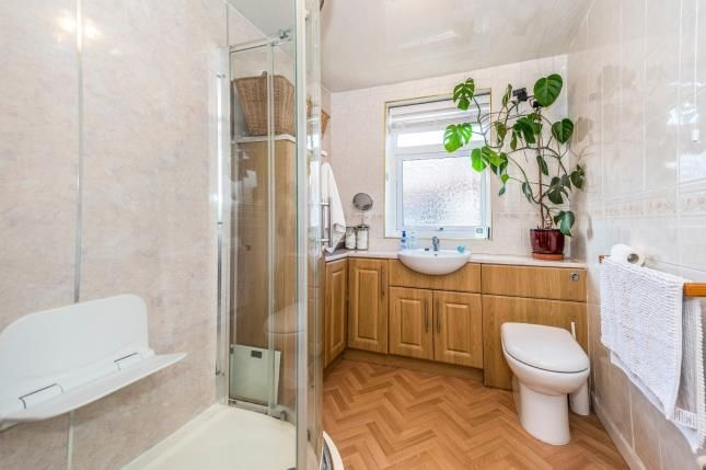 Shower Room of Malwood Street, Liverpool, Merseyside L8