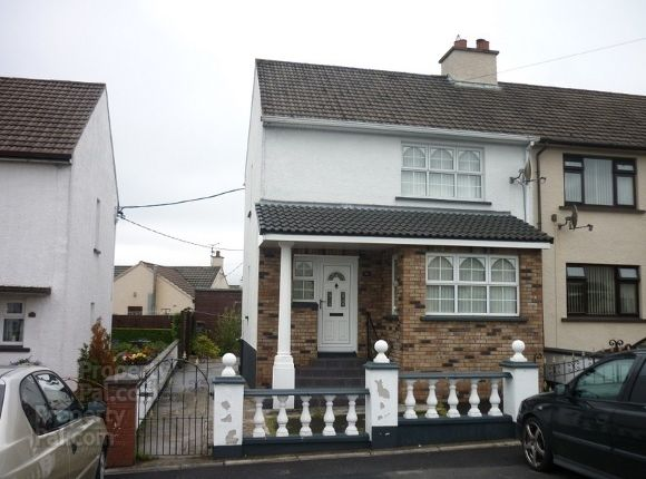 Thumbnail Semi-detached house to rent in Mitchell Park, Dungiven