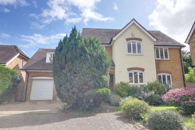 Thumbnail Detached house for sale in Bakery Close, Roydon, Harlow