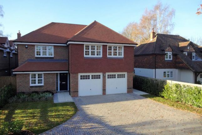 Thumbnail Detached house for sale in 255 Finchampstead Rd, Finchampstead