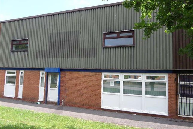 Thumbnail Industrial for sale in Unit 8, Merthyr Tydfil Industrial Park, Pentrebach, Merthyr Tydfil, Glamorgan