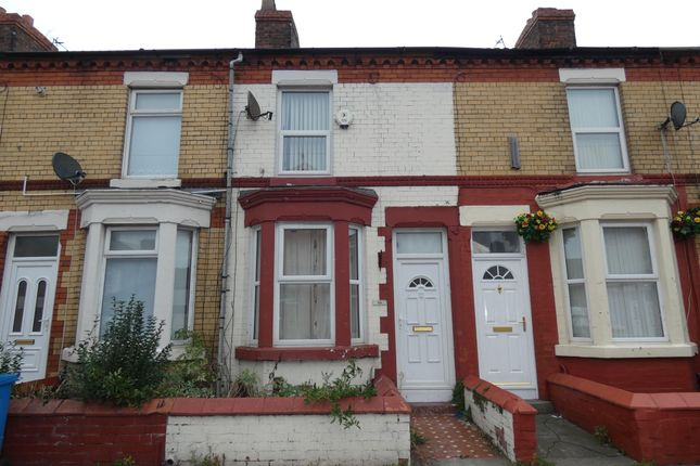 Thumbnail Terraced house for sale in Gloucester Road North, Tuebrook, Liverpool