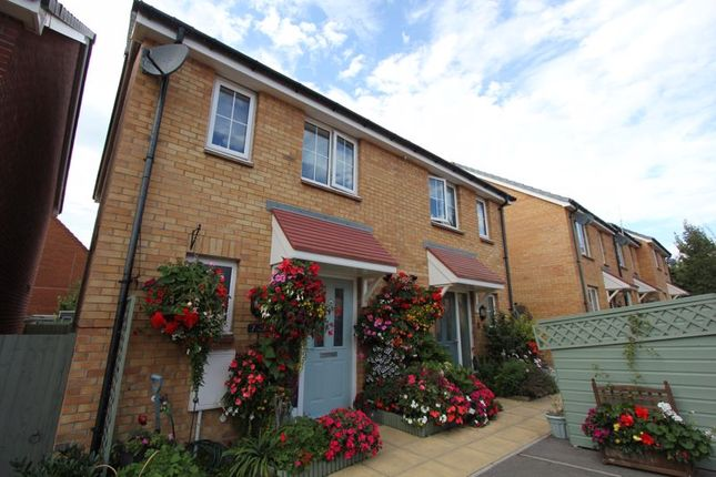 2 bed semi-detached house for sale in Crib Y Sianel, Rhoose, Barry CF62