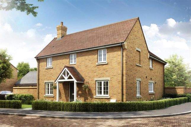 Thumbnail Detached house for sale in Longcot View, Shrivenham, Oxfordshire