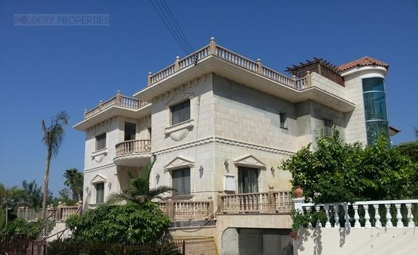 Thumbnail Detached house for sale in Agios Athanasios, Cyprus