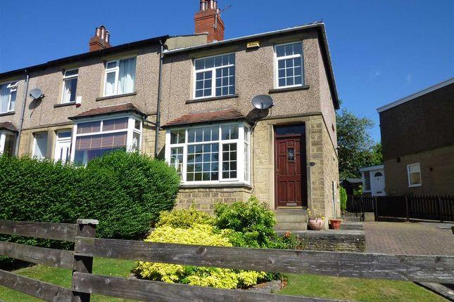 Thumbnail End terrace house for sale in Dalmeny Avenue, Crosland Moor, Huddersfield