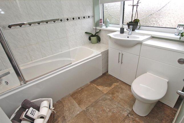 Bathroom of Somersby Road, Woodthorpe, Nottingham NG5