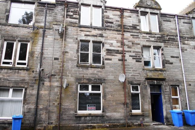 Thumbnail Flat to rent in William Street, Dunfermline, Fife