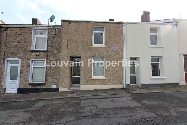 Thumbnail Terraced house to rent in Mafeking Terrace, Georgetown, Tredegar, Blaenau Gwent.