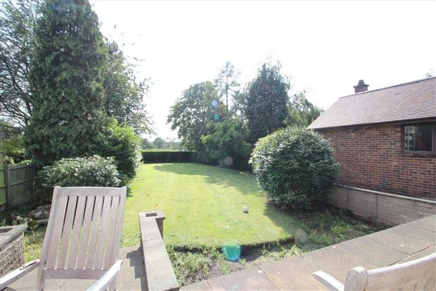 Rear Garden of St. Helens Road, Ormskirk L39