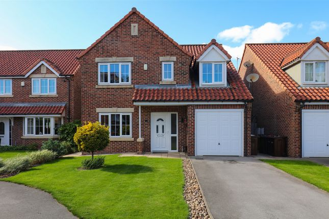 4 bed detached house for sale in Cypress Grove, Wales, Sheffield S26