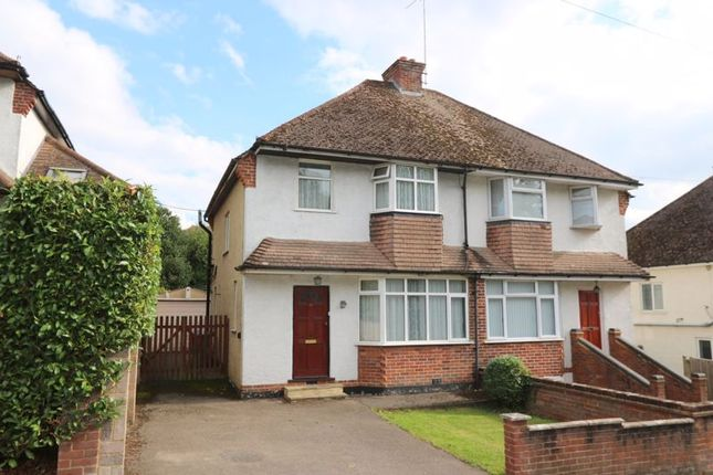 Thumbnail Semi-detached house for sale in Geralds Road, High Wycombe