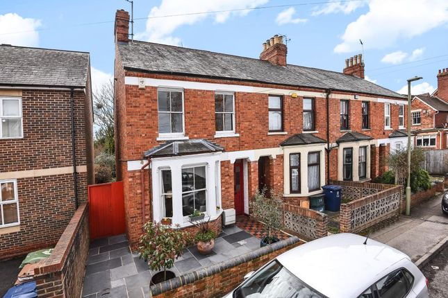 Thumbnail End terrace house for sale in Charles Street, Oxford