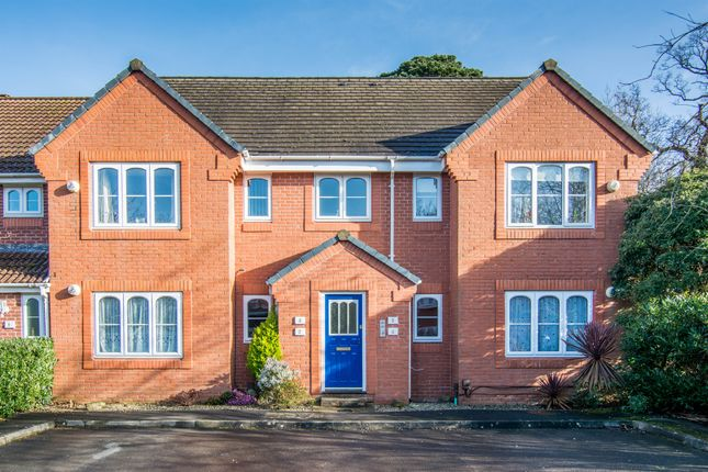 Thumbnail Flat for sale in Barker Mill Close, Rownhams, Southampton