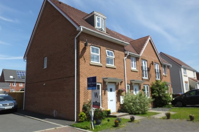 Thumbnail Semi-detached house for sale in Farleigh Court, Buckshaw Village, Chorley