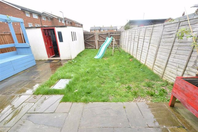 Rear Garden of Northwood, Chadwell St Mary, Essex RM16