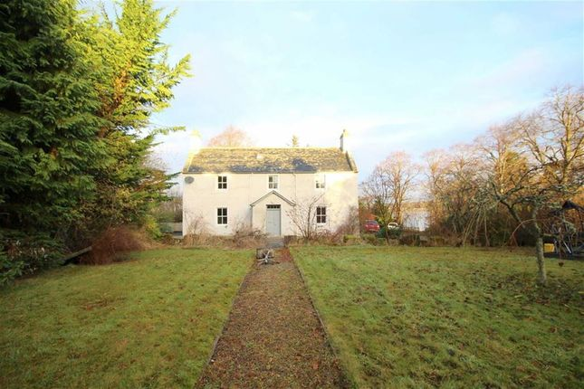 Thumbnail Detached house for sale in Bunchrew, Inverness