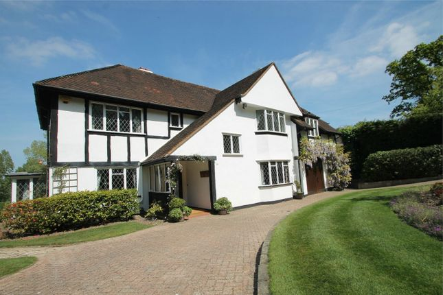 Thumbnail Detached house for sale in Oaks Road, Shirley, Croydon, Surrey