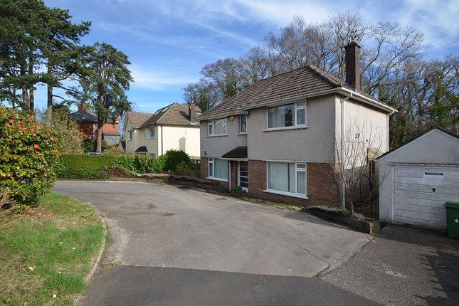 Thumbnail Detached house for sale in Llwyn Onn, Lisvane Road, Lisvane, Cardiff