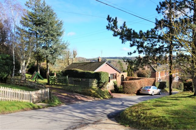 Thumbnail Detached bungalow for sale in Railway Hill, Barham, Canterbury