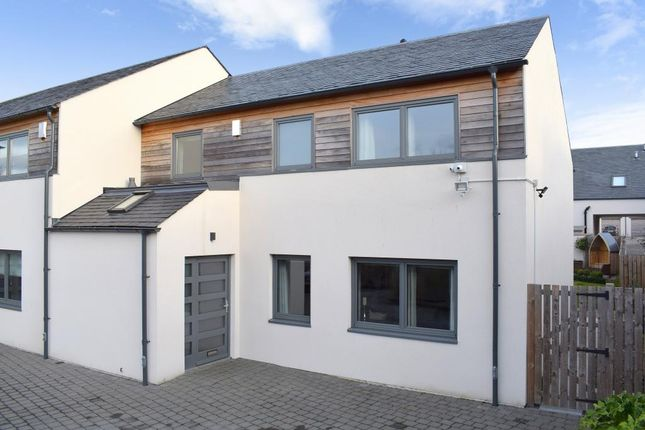 Thumbnail End terrace house for sale in 4A Hunter Avenue, Loanhead